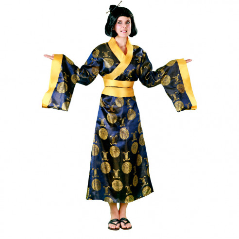 Disfraz China Lujo