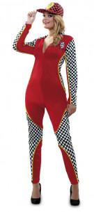 Disfraz Azafata Fórmula 1
