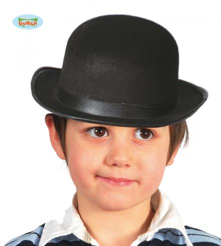 Bombín Fieltro Infantil