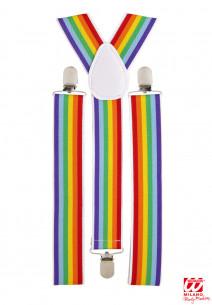Tirantes Multicolores