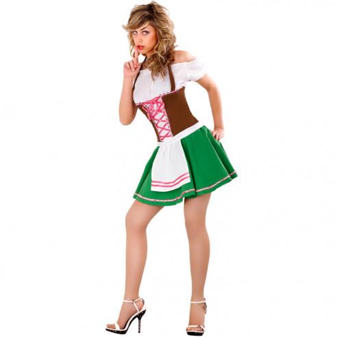 Disfraz Tirolesa Sexy