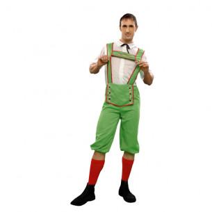 Disfraz Tirolés