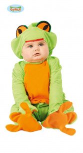 Disfraz rana bebé