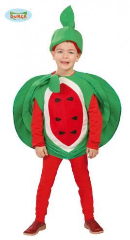 Disfraz sandía infantil