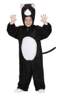 Disfraz Gato Peluche Infantil