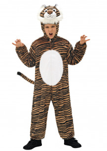 Disfraz Tigre Peluche Infantil