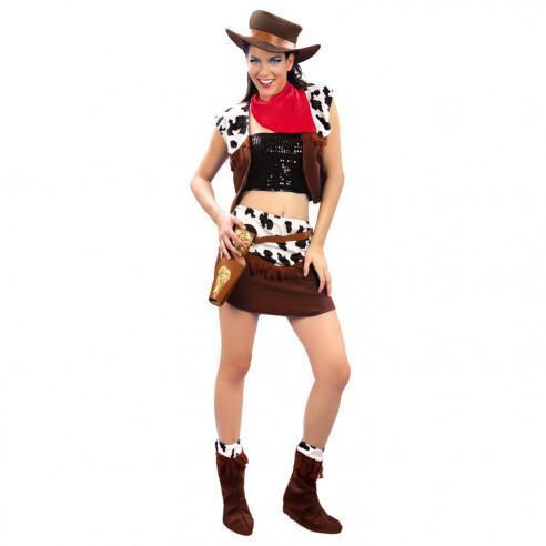 Disfraz Vaquera Sexy