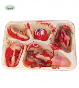 Bandeja órganos humanos