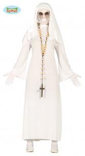 Disfraz de monja fantasma