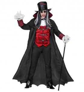 Disfraz de vampiro real