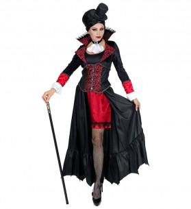 Disfraz de vampiresa real