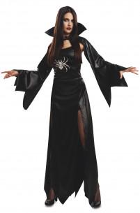 Disfraz vampiresa arácnida