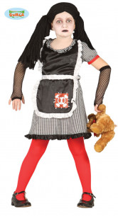 Disfraz de muñeca diabólica...