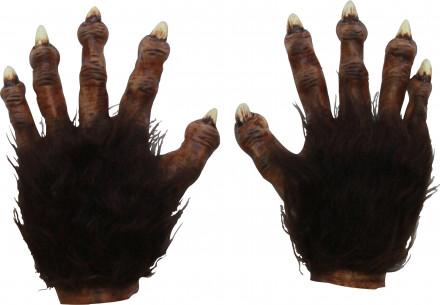 Garras de Hombre Lobo