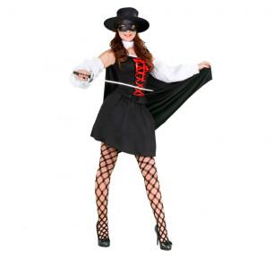 Disfraz Heroína Enmascarada