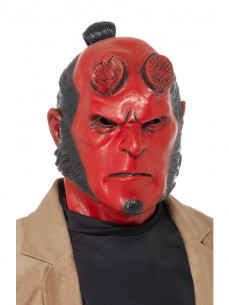 Máscara Hellboy