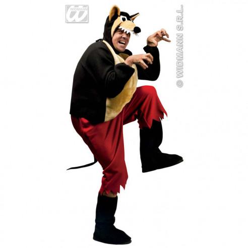 Disfraz Lobo Malo