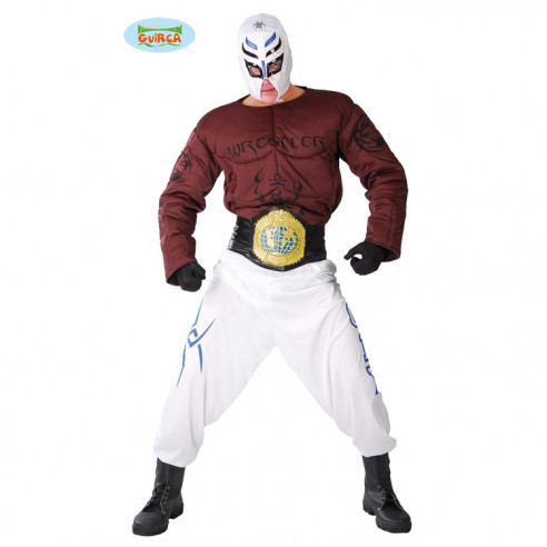Disfraz Luchador Adulto