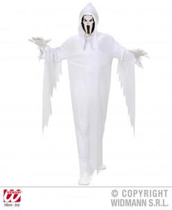 Disfraz fantasma niño blanco