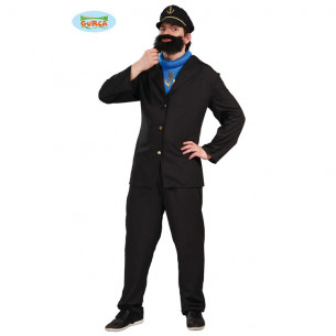 Disfraz Capitán