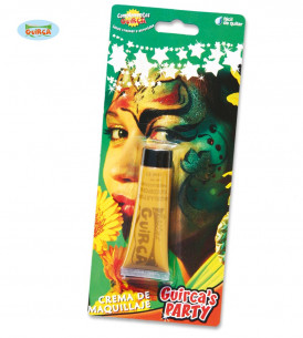 Maquillaje en crema Amarillo