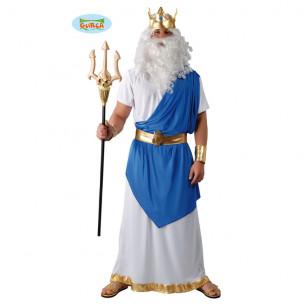 Disfraz Neptuno Adulto