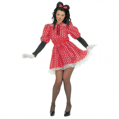 Disfraz Minnie adulto