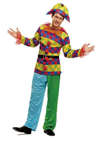 Disfraz de arlequín hombre