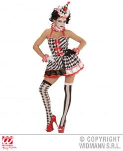 Disfraz de pierrot mujer