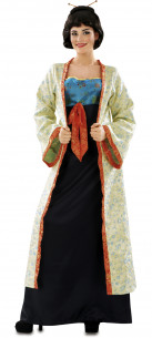 Disfraz emperatriz china