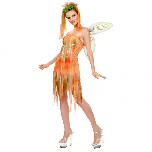 Disfraz Duendecilla del Bosque Mujer