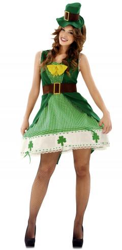 Disfraz irlandesa