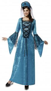 Disfraz de princesa mujer