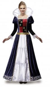 Disfraz de reina lujo