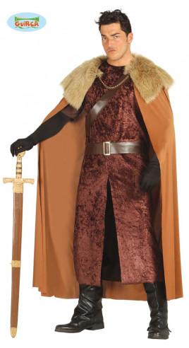 Disfraz rey del norte