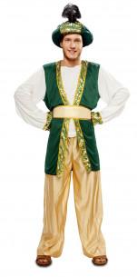 Disfraz árabe sultán