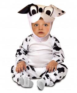 Disfraz dálmata bebe