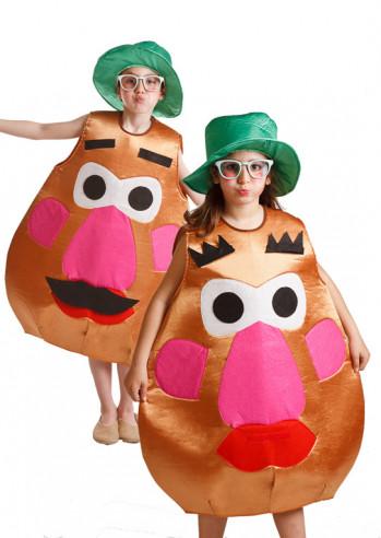 Disfraz mr potato niños