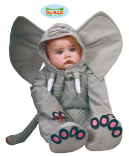 Disfraz Elefante Bebe