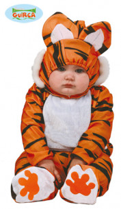 Disfraz Tigre Bebe