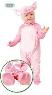 Disfraz de Cerdo Bebe