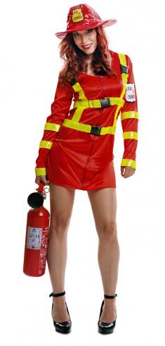 Disfraz de bombera