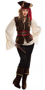 Disfraz piratas del caribe...