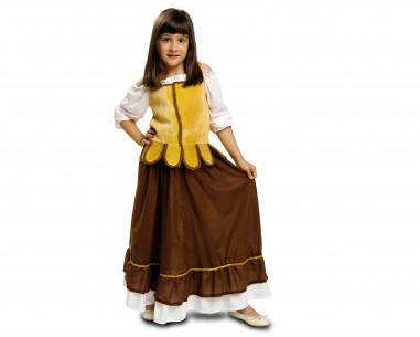Disfraz mesonera niña