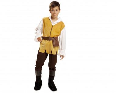 Disfraz mesonero niño