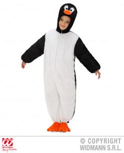 disfraz pingüino peluche niño