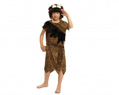 disfraz troglodita niño
