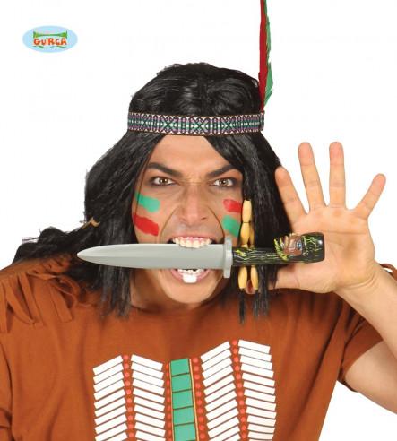 cuchillo indio