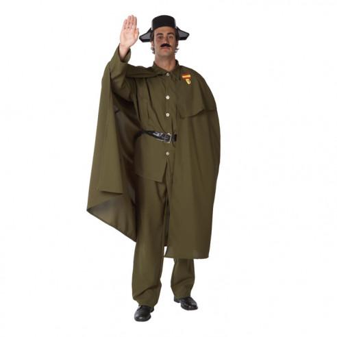 Disfraz de Guardia Civil para hombre