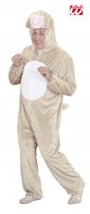 Disfraz de oveja de peluche XL